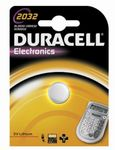 DURACELL MB Batterie Duracell Knopfzelle CR2032 3.0V Lithium     1St.