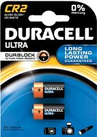 DURACELL Batterie Ultra Photo Lithium CR2 (CR17355) 2St. (030480)