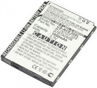 Acer BATTERY.LI-POL.1C.1140mAh (BT.00107.004)