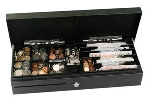 FT-100 WITH INSERT I-527 (5 COIN/7 NOTES) BLACK ND