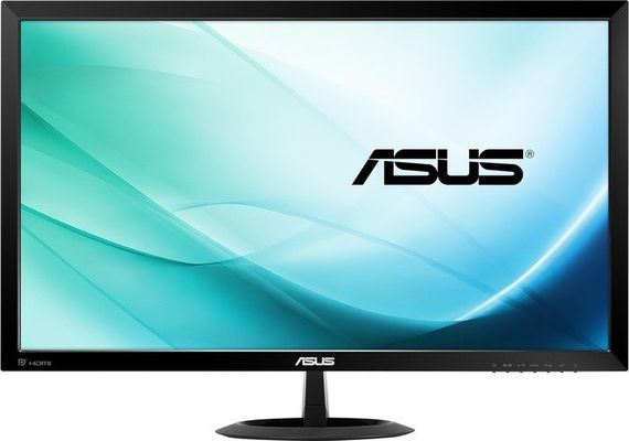Asus LCD LED VX278Q, 27'' wide, 1ms GtG, FullHD, DP/HDMI, speakers, black