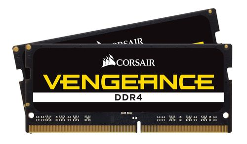 CORSAIR memory SO D4 2400 16GB C16 VenK2 (CMSX16GX4M2A2400C16)