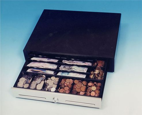 HP-124 LARGE DRAWER 8 COINS / 6-8 NOTES
