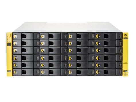 3PAR StoreServ 8000 LFF(3.5in) Field Integrated SAS Drive Enclosure