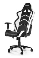 Player Gaming Chair Black White