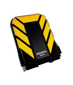 HDD ext. 2,5 2TB ADATA DashDrive HD710 yellow, shock protected