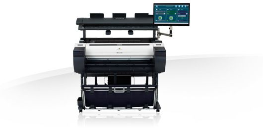 Bundle iPF785 MFP AIO
