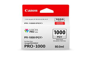 CANON PFI-1000 PGY PHOTO GREY INK TANK (0553C001)