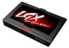 Video Capture Card Live Gamer