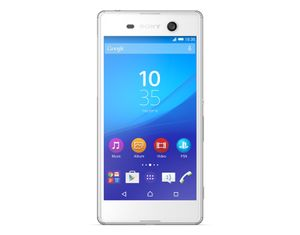 SONY Xperia M5, White Android,