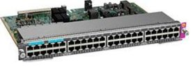 CISCO CATALYST 4500E 48-PORT UPOE W/ 12P MGIG AND 36P 10/ 100/ 1000  IN CPNT (WS-X4748-12X48U+E=)