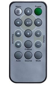 CANON REMOTE CONTROLLER LV-RC10 FOR LV-WX300UST E USTI           IN ACCS (0748C001)