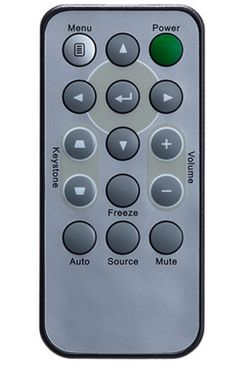 REMOTE CONTROLLER LV-RC10 FOR LV-WX300UST E USTI           IN ACCS