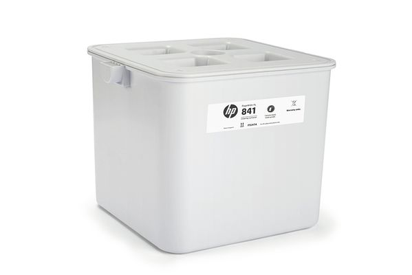HP 841 Cleaning Container