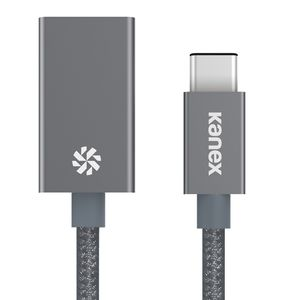 KANEX USB-C to USB 3.0 Adapter space grey (KU3CAPV1-SG)