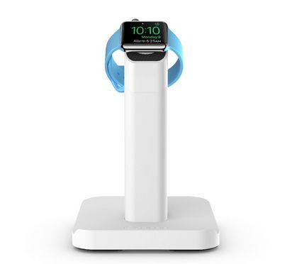 Griffin WatchStand Charging Dock for Apple Watch /White