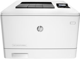 LaserJet Pro 400 Color printer M452dn