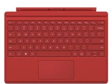 MICROSOFT SURFACE ACC TYPE COVER 4 KEYBOARD RED UK/ IRELAND          UK PERP (R9Q-00014)