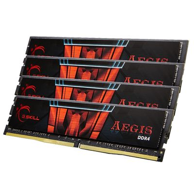 DDR4 32GB PC 2400 CL15 KIT (4x8GB) 32GIS Aegis