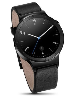 Watch Active Leather Armband,