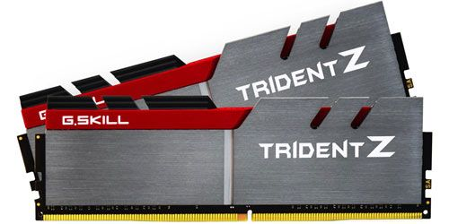 DDR4 32GB PC 3200 CL15 KIT (2x16GB) 32GTZ Trident Z