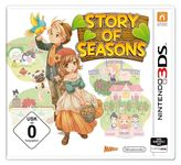 NINTENDO 3DS STORY OF SEASONS . ACCS