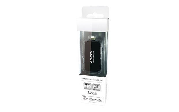 Adata UE710 FlashDrive 32GB Black