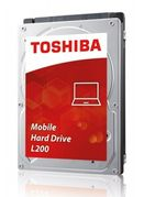 "TOSHIBA 2,5"" HDD Bulk 500GB L200 - Mobile Hard Drive"