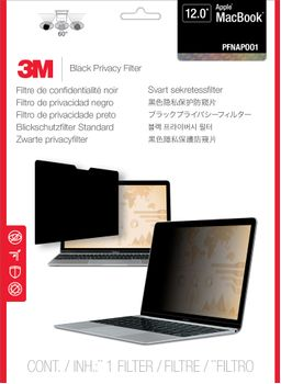 """3M Privacy filter Touch for Macbook 12,0"""""""" (7100068019)"""
