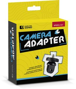SPEEDLINK Camera Bridge Adapter for GoPro, black (SL-210006-BK)