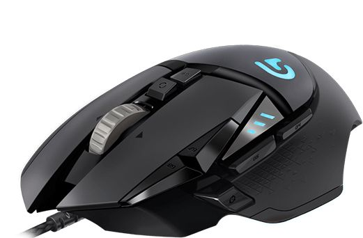 G502 Proteus Spectrum Gaming Mouse EWR2
