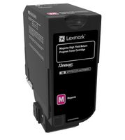 Return Toner Magenta High Yield f CX725
