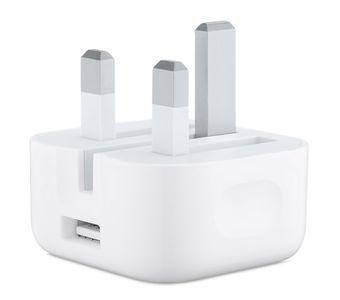 APPLE 5W USB POWER APT FOLDING PINS (MGRL2B/A)