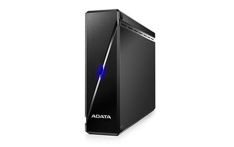 A-DATA External HDD Adata Media HM900 3.5inch 6TB USB3.0, TV Recording functions (AHM900-6TU3-CEUBK)