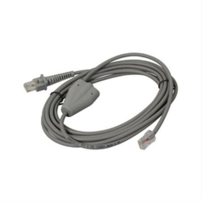 CABLE RS  RJ10  POT  STRATOS STRAIGHT  3.7M
