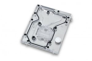 EK-FB ASUS X99 Monoblock - Nickel