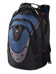 WENGER / SWISS GEAR WENGER IBEX NOTEBOOK BACKPACK 17INCH ACCS (600638)