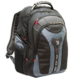 "Pegasus 17"" Computer Backpack Blue"