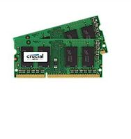 4GB KIT (2GBX2) DDR3L 1600 MT/S CL11 SODIMM 204PIN 1.35V/ 1.5V