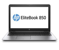 HP EliteBook 850 G3 UMA i7 850 / 15.6 FHD SVA AG / 8GB 1D 2133 DDR4 / 512GB / W7p64W10p / 3yw / Webcam / kbd DP Backlit / Intel 8260 AC 2x2 non vPro +BT /lt4120 / SGX Permanent Disable IOPT / FPR / No NF (T9X56EA#AK8)
