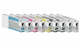 EPSON Ink Cart/ UltraChromePRO T800000 Black (C13T800000)