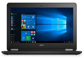 DELL Latitude E7270 12_5_FHD i7-6600U 8GB 256GBSSD IntelHD520 Cam_Mic WLAN_BT BacklitKb 4Cell W7_W10 (N5GYK)