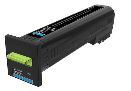 CS820 toner cyan 8k (return)