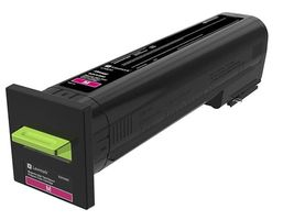 CX825 toner magenta 22k (return)