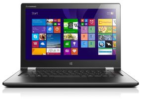 "IdeaPad Yoga 2 13.3"" FHD touch svart,  Core i5-4200U, 4GB RAM, 500GB SSHD, Windows 8.1"