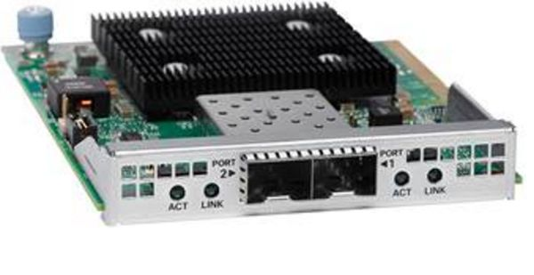 UCS VIC1227 VIC MLOM DUAL PORT 10GB SFP+ IN