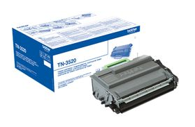 BROTHER Toner TN-3520 black (TN3520)