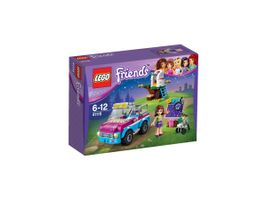 Friends 41116 Olivias Expedition Car