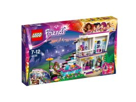 Friends 41135 Popstar Livis-Villa