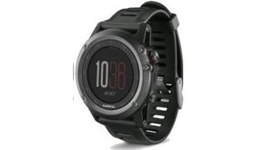 FENIX 3 GREY Tynn,  robust, funksjonell og smart GPS-klokke for multisporttrening